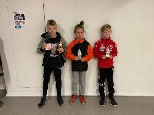 Vuoden junioripelaaja Luka sekä P10 joukkueen palkitut
